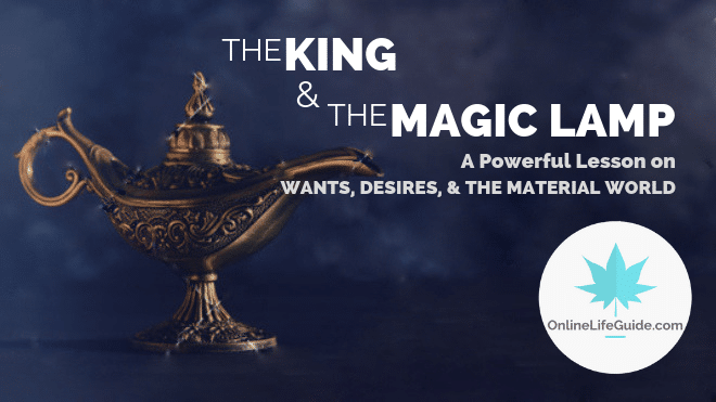 The King And The Magic Lamp