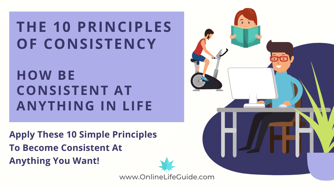 10 Laws of Consistency | How to Stay Consistent at Anything in Life